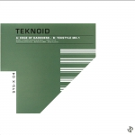 Teknoid ‎– Edge Of Darkness / Tekstyle MK-1