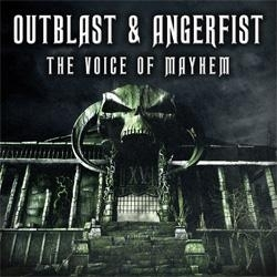 Outblast & Angerfist - The voice of mayhem (maxi cd-single)