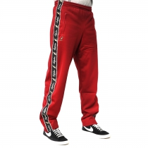 Australian pants bordeaux red