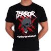 TERROR Violence shortsleeve