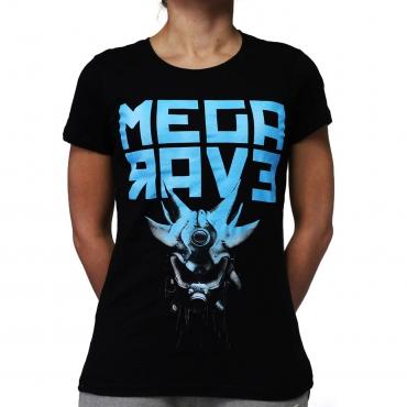 Megarave Lady Partyshirt