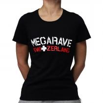 Megarave Swiss 2010 ladyshirt