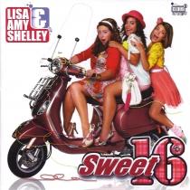 Lisa, Amy & Shelley - Sweet sixteen