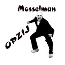 Mosselman - Opzij (maxi single)