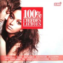 100% Liefdesliedjes - 2CD