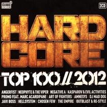 Hardcore Top 100 // 2012 - 2CD