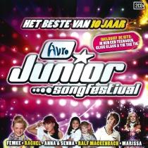 Het Beste van 10 jaar Junior Songfestival (2CD)