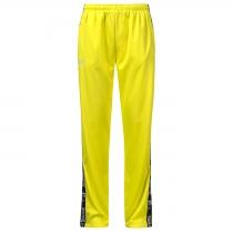 100% Hardcore Training Pants Taped Yellow