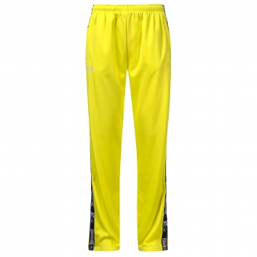 100% Hardcore TrainingPants Taped Yellow