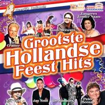 Grootste Hollandse Feest Hits (3CD)