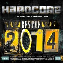 Hardcore - Best of 2014 3cd