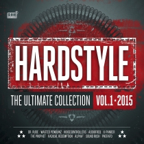 Hardstyle Ultimate Collection 2015 Vol 1 - 2CD