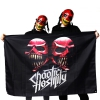 Chaotic Hostility flag - 150 cm x 100 cm