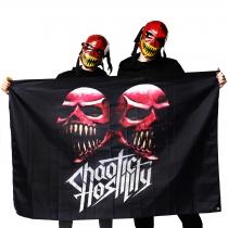 Chaotic Hostility Flag