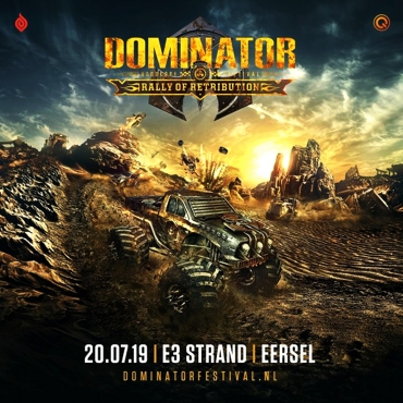 Dominator 2019 Rally of Retribution - 3CD
