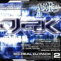 So Real DJ Pack - Vol. 2 - CD