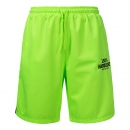 100% Hardcore Shorts United Sport Neon Green