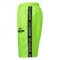 100% Hardcore Shorts United Sport Neon Green