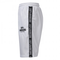 100% Hardcore Shorts United Sport White