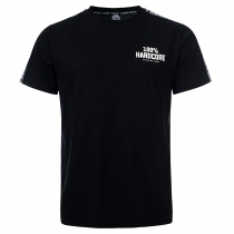 100% Hardcore T Shirt United Sport Black