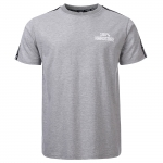 100% Hardcore T Shirt United Sport Grey