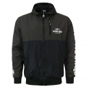 100% HC Windbreaker United Sport Black