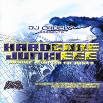 Dj Chucky - Hardcore Junkieee - CD