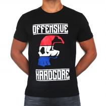 Offensive 'NL' T-shirt Hardcore