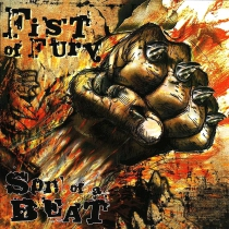 Fist Of Fury - Son of a beat - CD