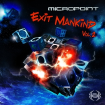 Micropoint - Exit mankind - CD