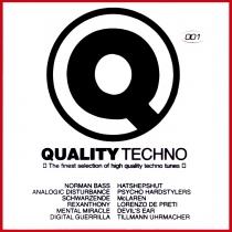 Quality Techno - CD