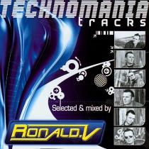 Technomania Tracks - Mixed by Ronald.V - CD