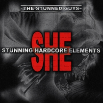 The Stunned Guys - She - CD