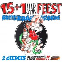 Rotterdam Records 15 + 1 - 2CD & DVD