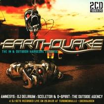 Earthquake 2009 - The live sets - 2CD + DVD