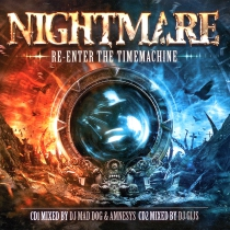 Nightmare - Re-Enter The Time Machine - 2CD