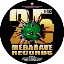 Megarave Records - Picture Disc - Vinyl