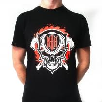 The MBK 'SAW logo' t-shirt