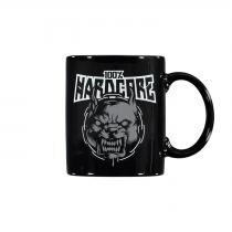 100% Hardcore Mug Rage Dog