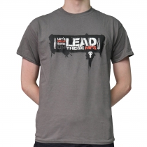 Enzyme Lead Shortsleeve Grey