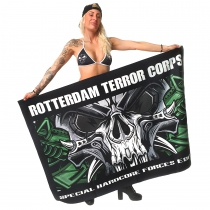 RTC SPECIAL HARDCORE FORCES TOWEL - LIMITED EDITION!