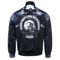Terror Training Jacket Worldwide Black