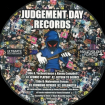 Judgement Day Records - Picture Disc