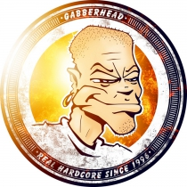Gabberhead Vinyl 1 - Picture Disc