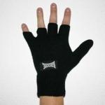 Hardcore glove 'thumb' black
