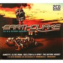 Earthquake 2009 - The live sets (3CD)