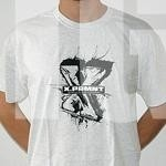 Gray Enzyme Records T-Shirt.