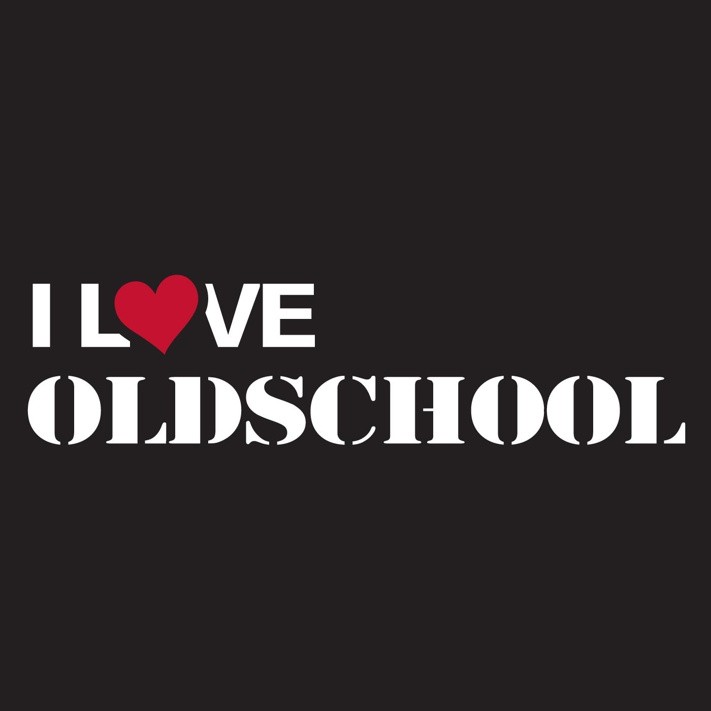 I love oldschool sticker iloveoldskstic sticker rigeshop for Schoolhouse music