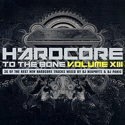 Hardcore to the bone vol.13 - 2CD