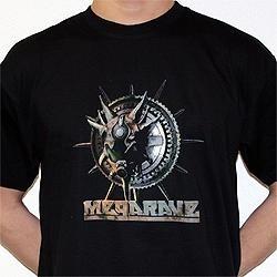 Black Megarave 2009 shortsleeve